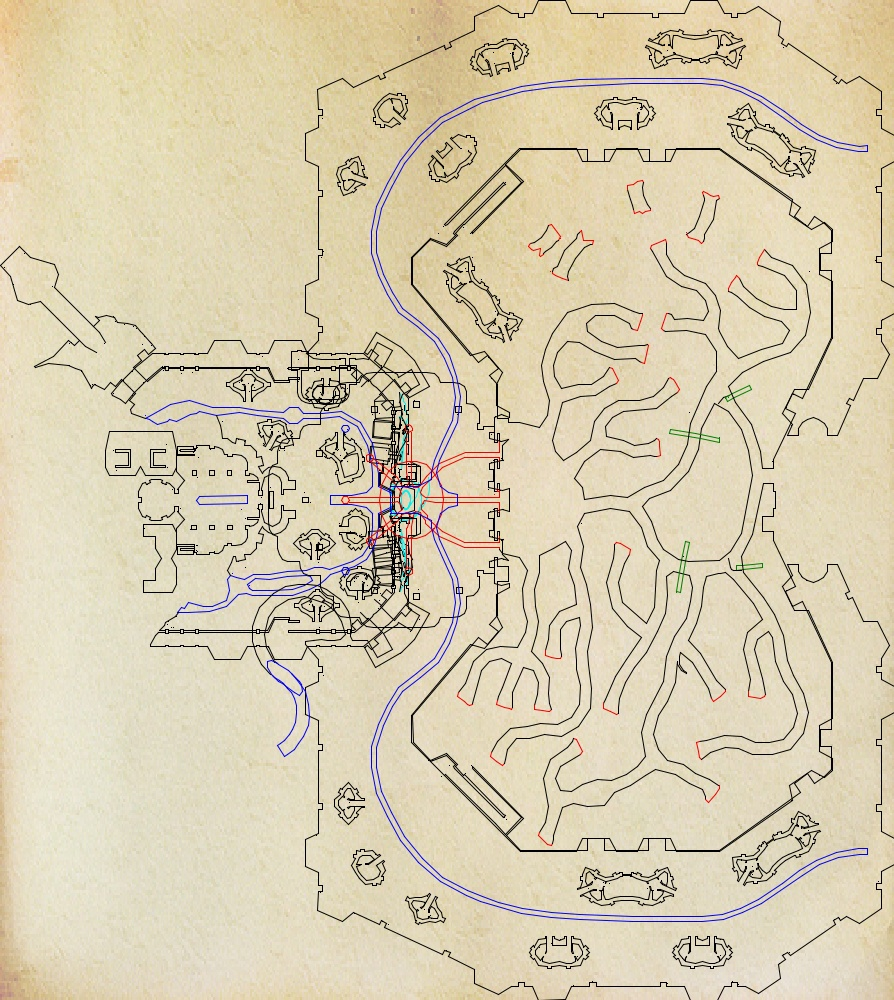 Zone : Argath, Bastion of Illdaera - EQ - Magelo